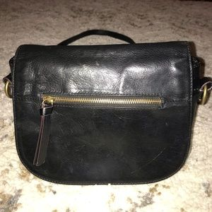 Black Tignanello Crossbody